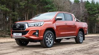 Toyota Hilux D-CAB 2,4L